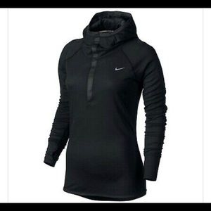 Nike Women's Wool Running Lightweight Hoodie